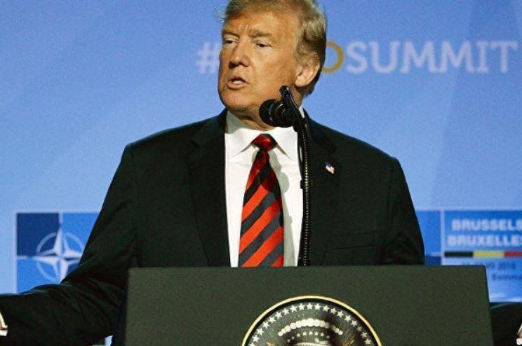 Трамп зачислил Евросоюз в противники Америки
