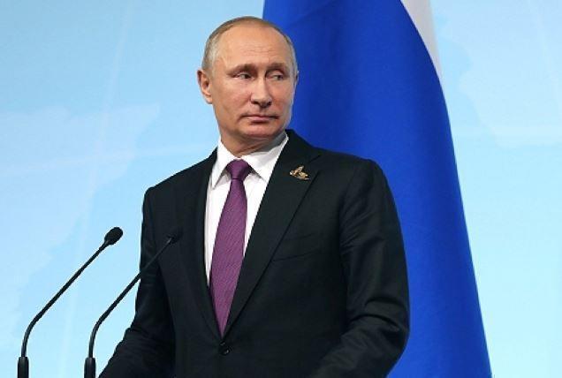Путин не приехал вовремя на встречу с Трампом