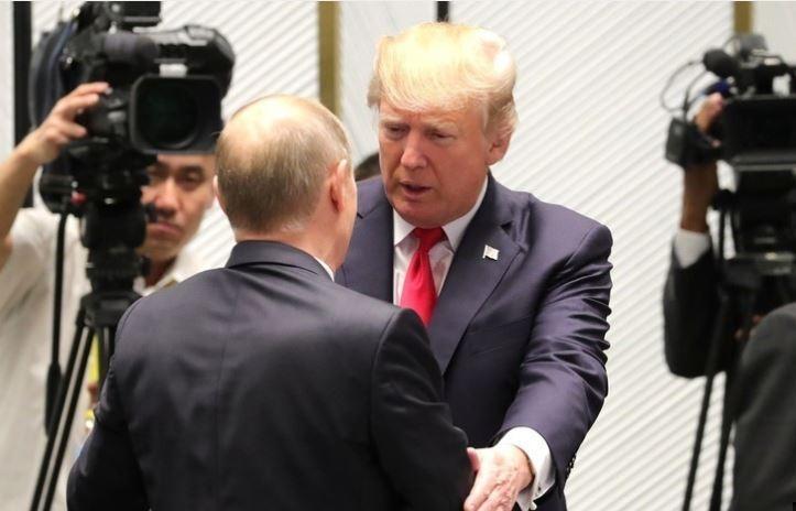 Политолог рассказал об ожиданиях от встречи Путина и Трампа в Хельсинки