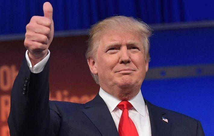 """""""Хорошее начало"""". Трамп остался доволен переговорами с Путиным"""