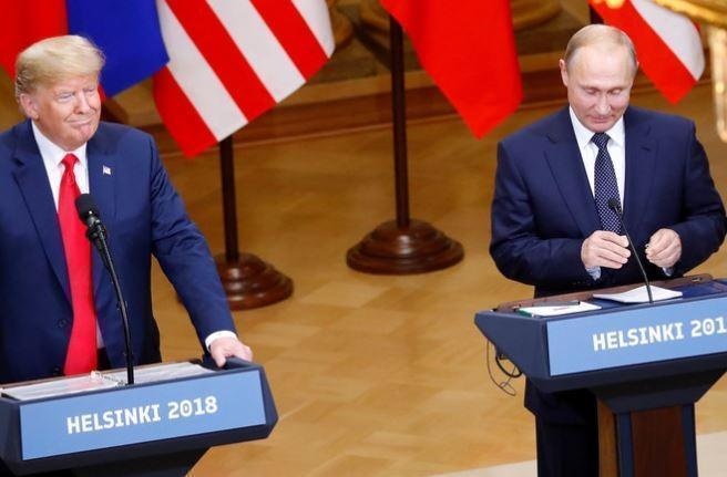 Путин прокомментировал результаты переговоров с Трампом