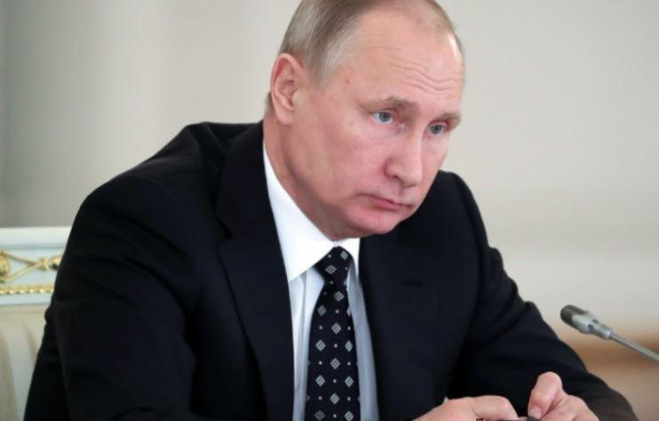 Путин считает, что Сорос вмешивается везде и всюду