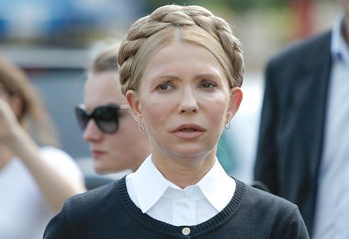 СМИ: Тимошенко пыталась попасть на встречу Путина и Трампа