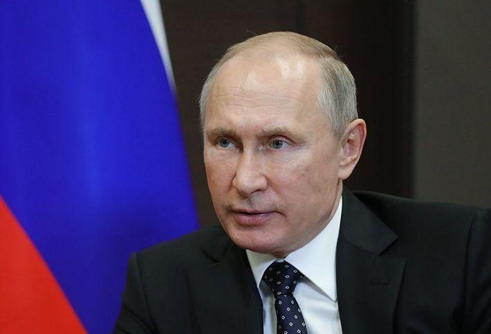 """СМИ: итальянцы считают Путина """"лидером будущего"""""""