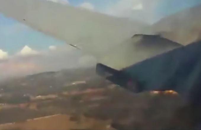 «Все очень плохо»: пассажир выложил крушения лайнера в ЮАР изнутри