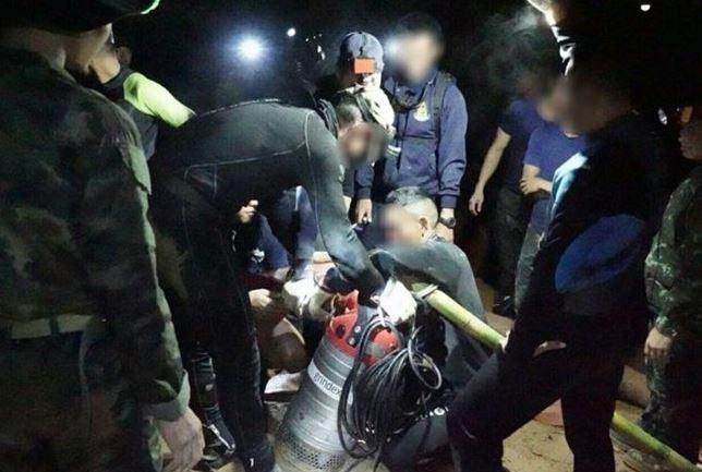 Стало известно, что стало со спасенными из пещеры в Таиланде детьми