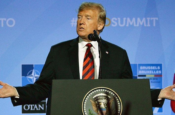 Трамп считает, что Черногория может втянуть НАТО в Третью мировую войну