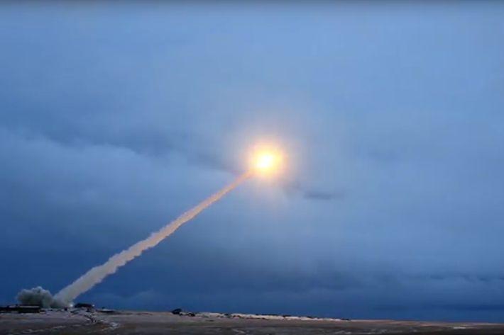 В Казахстане успешно испытали новую ракету российской системы ПРО?