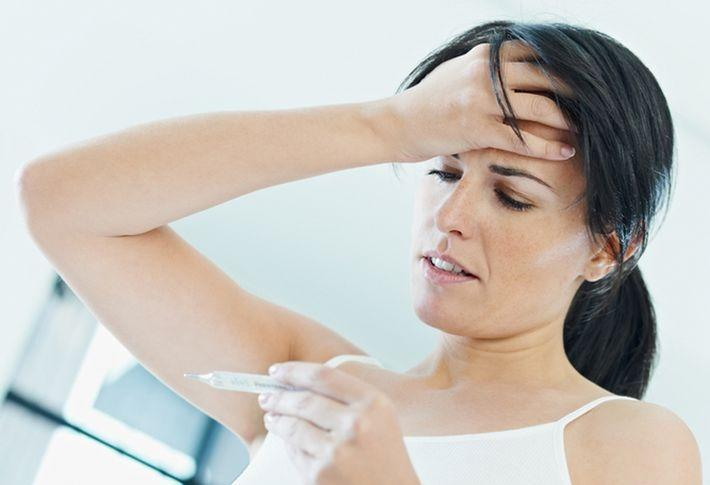 Температура тошнота рвота слабость после медаборта