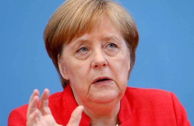 Меркель поведала, как отвечает на критику Трампа