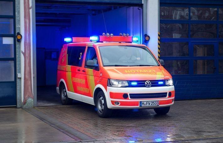 В Германии неизвестный с ножом напал на пассажиров автобуса