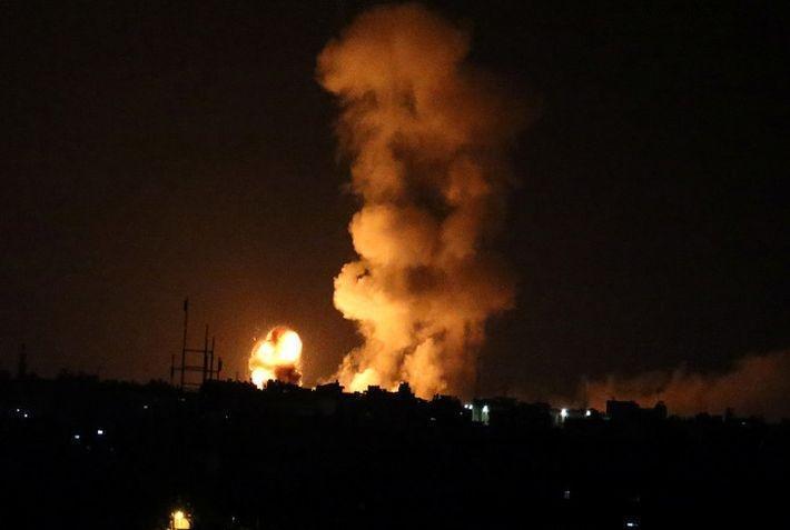 Армия Израиля перехватила выпущенные из сектора газа ракеты