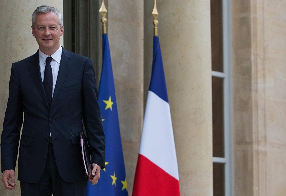 Франция заявила о начале торговой войны между Штатами и Европой