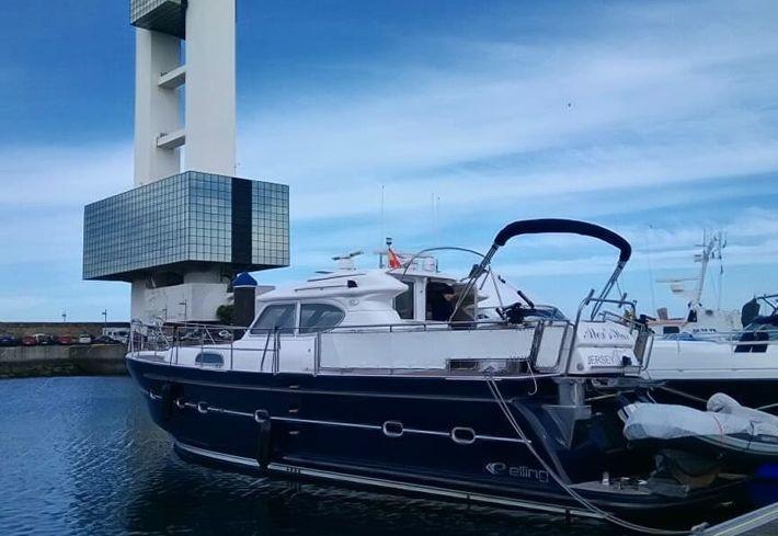 В Ла-Манше полиция перехватила яхту с двумя тоннами кокаина на борту