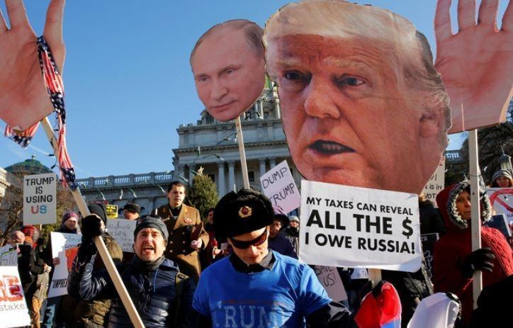 AT: лидеры США проводили встречи с «тиранами» и раньше, но предателем почему-то посчитали лишь Трампа