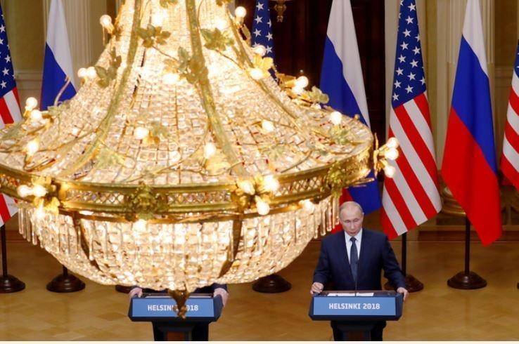 The Atlantic: сила РФ — в её «слабости»