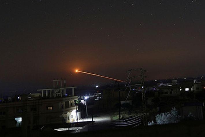 Израиль ударил новой системой ПРО по ракетам Сирии