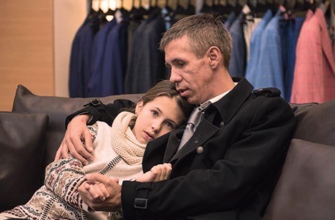 Дочь Алексея Панина начнет карьеру в кино