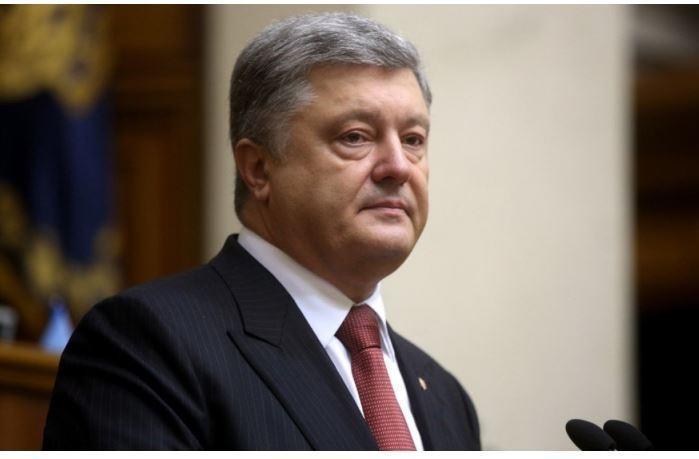 Порошенко похвастался, как Украина «остановила агрессора»