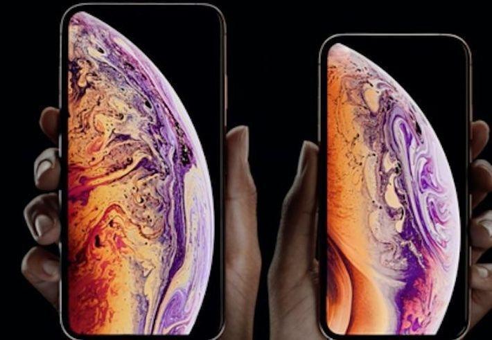 Компания Apple представила новинки iPhone Xs и Хs Max