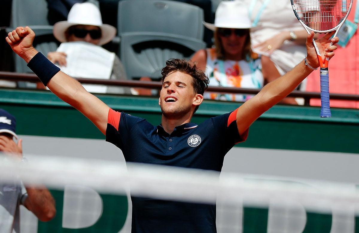 Теннисист Доминик Тим: St. Petersburg Open – один из лучших турниров серии ATP 250