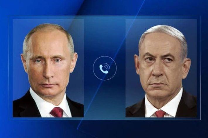 Премьер-министр Израиля Нетаньяху позвонил Путину после решения о поставках С-300 в Сирию