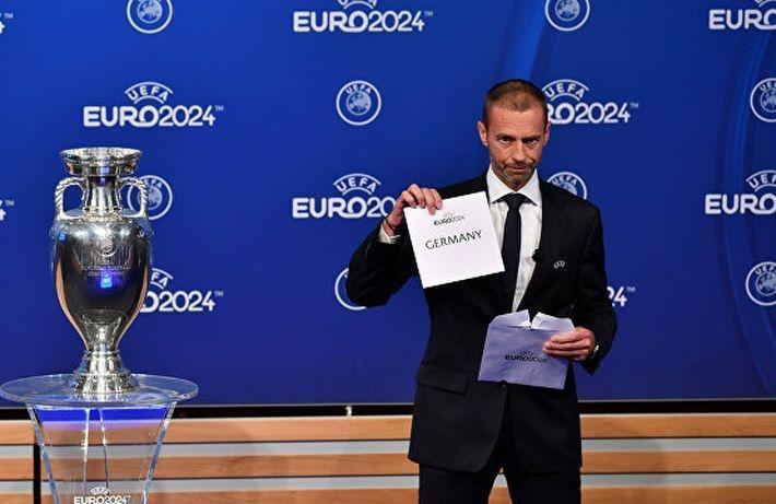 Чемпионат Европы по футболу в 2024 году примет Германия