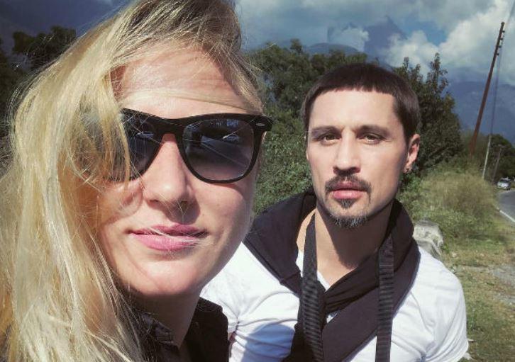 Дима Билан проводит отпуск в Непале с бывшей невестой