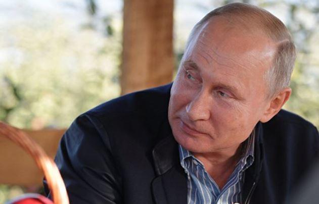 Путин рассказал секрет своей работоспособности