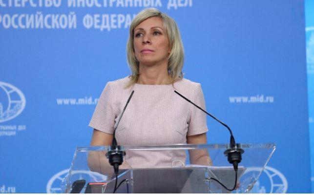 Захарова прокомментировала провокацию Латвии с репортером NewsBalt