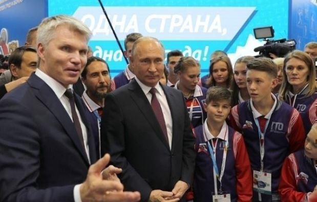 Путин рассказал о своих воспоминаниях о сдаче ГТО в школе