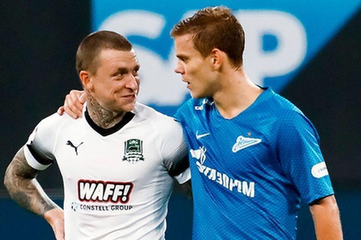 Футболисты Мамаев и Кокорин признали вину