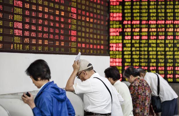 Азиатские биржи обрушились вслед за североамериканскими