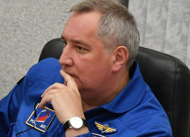 Рогозин озвучил 2 новости об инциденте