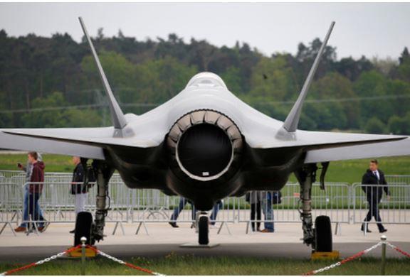 Штаты запретили все полеты F-35