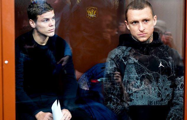 Мамаев и Кокорин поведали новые детали пребывания в СИЗО