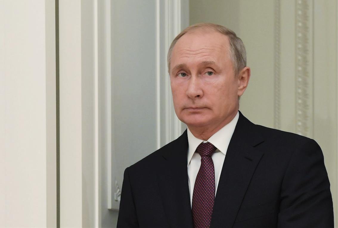 Путин поручил срочно установить причины взрыва в Керчи