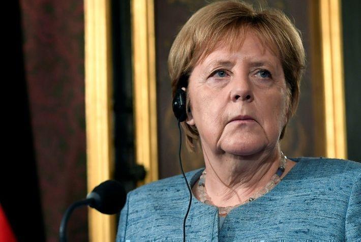 Меркель выразила соболезнования в связи с трагедией в керченском колледже