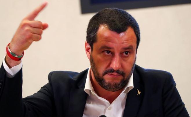 Сальвини: Италия скажет решительное