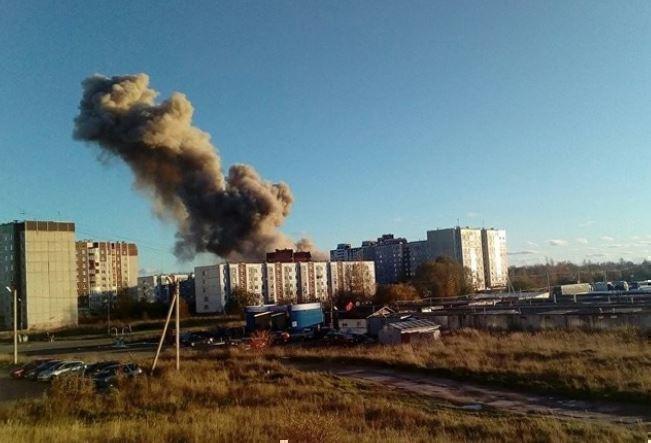 Стало известно число жертв взрыва под Гатчиной