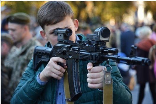 Росгвардия хочет ужесточить правила хранения оружия