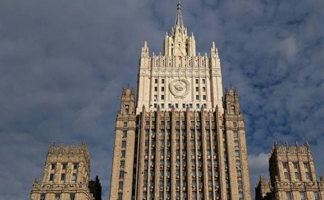 В МИД отреагировали на обвинения Америки в адрес россиянки