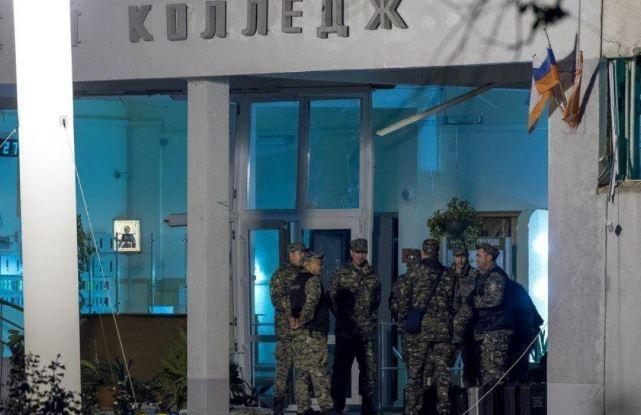 Крымские власти намерены сделать корпус керченского колледжа мемориалом