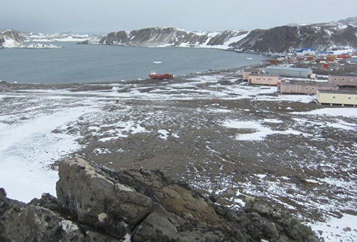 На российской антарктической станции произошел конфликт с поножовщиной