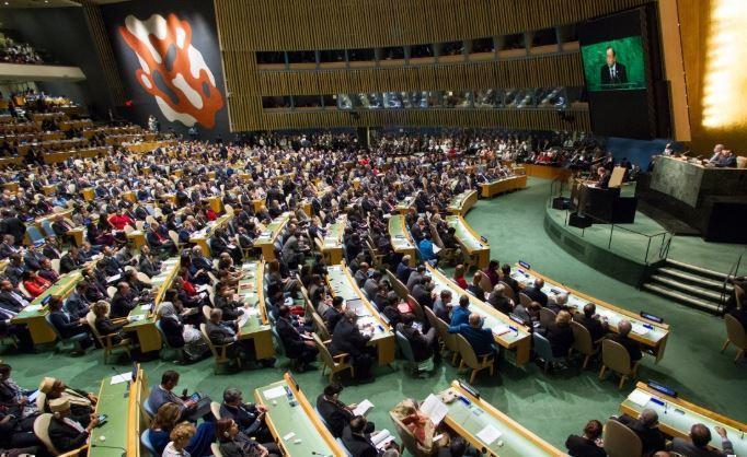 В Госдуме отреагировали на решение ГА ООН по российскому проекту резолюции о ДРСМД