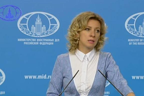 Захарова поймала зарубежные НКО на вранье о разрушениях в Ракке