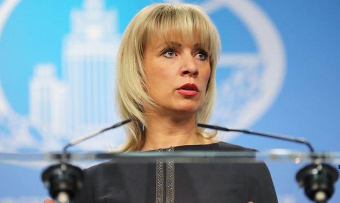 Захарова рассказала, почему РФ не проигрывает информационную войну