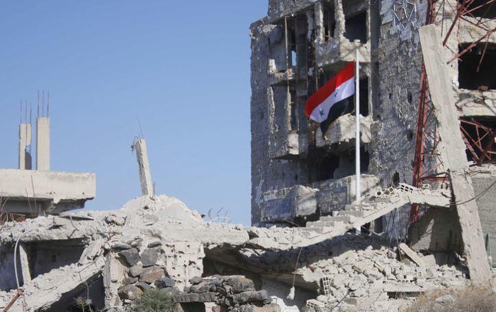 В Сирии десятки человек погибли из-за авиаударов коалиции