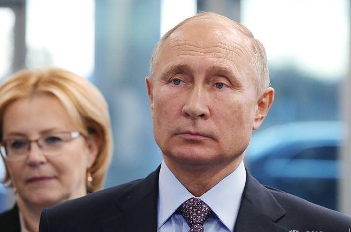 Путин остался недоволен системой льготного обеспечения лекарствами