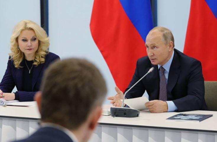 Путин поведал, сколько РФ тратит на лекарственное обеспечение